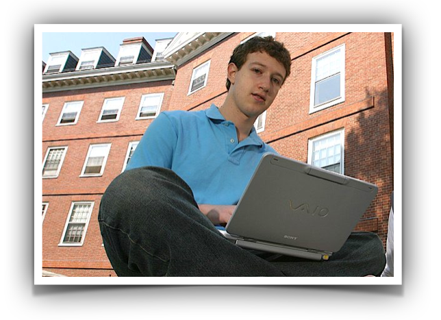 Zuckerberg Laptop PM