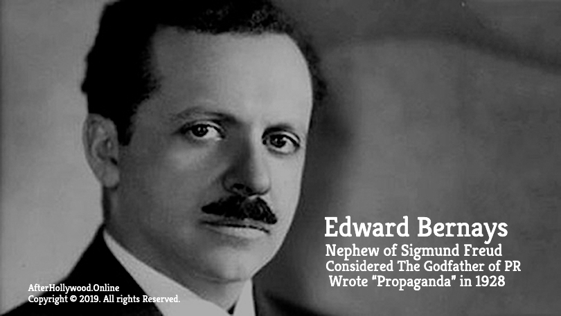 Edward Bernays After Hollywood Finished