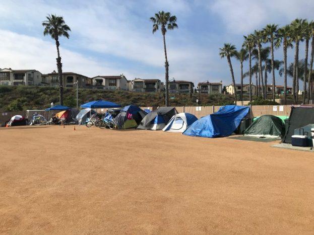 Homeless San Clemente