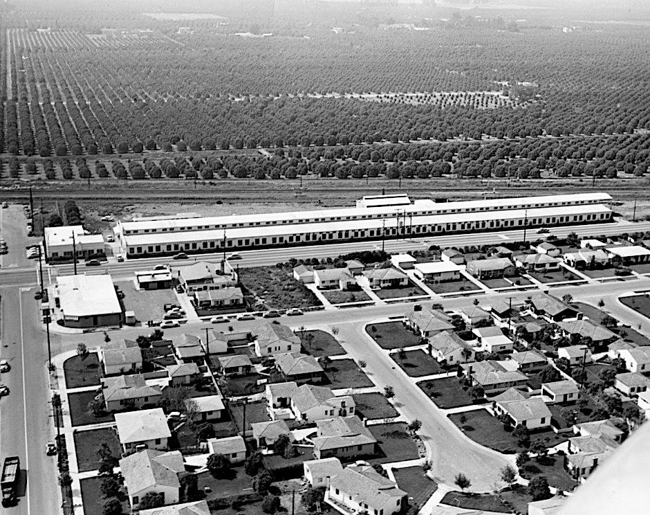 housing_boom orange County 1950s
