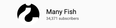 Many Fish You Tube July 27 2019