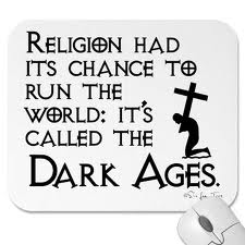 religion dark ages