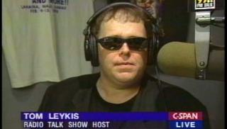 Tom Leykus at KFI