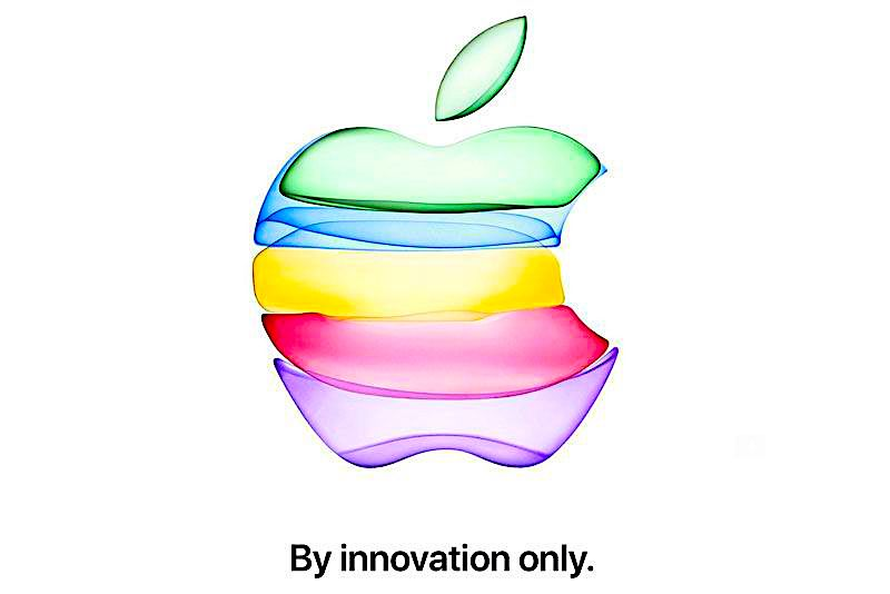 by innovation only