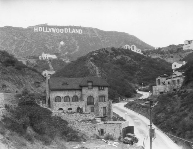 HollywoodLand 1920's