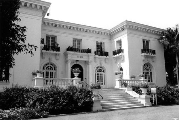 Mansion LA 1930's