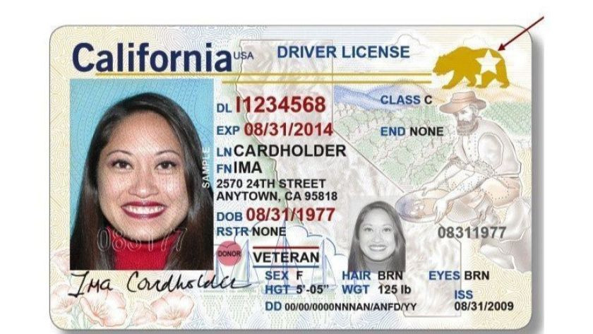 real id california