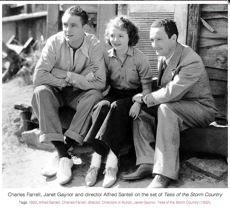 Alfred Santell Janet Gaynor 1932