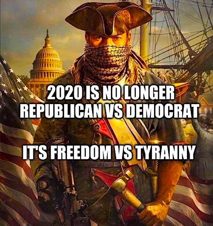 Freedom Vs Tyranny