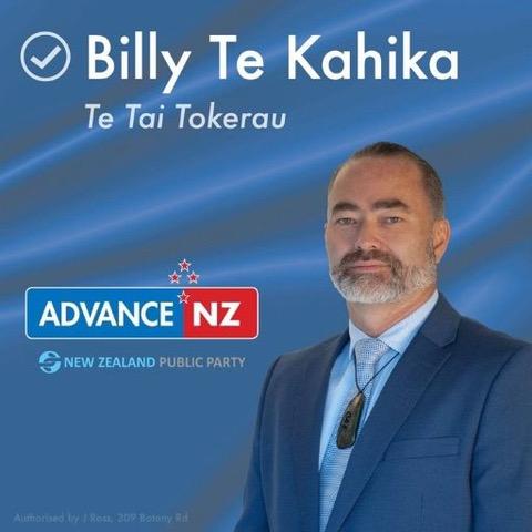 Billy-Te-Kahika